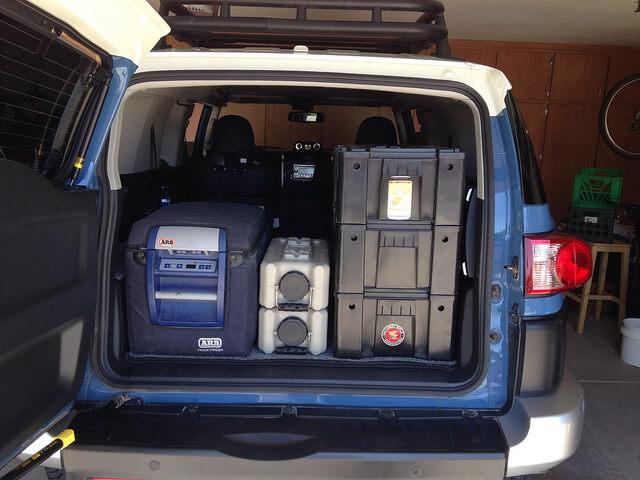 Storage Solutions 4x Overland Adventures