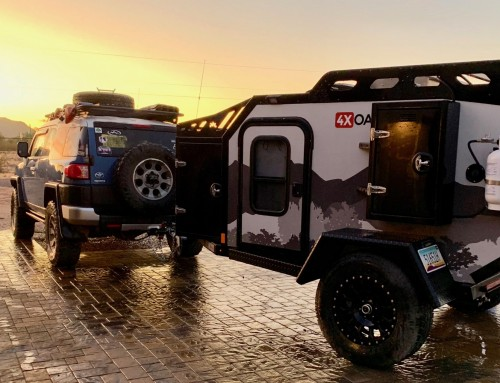 Let the Adventures Begin! Our New Off Grid Expedition 2.0 Trailer Part I
