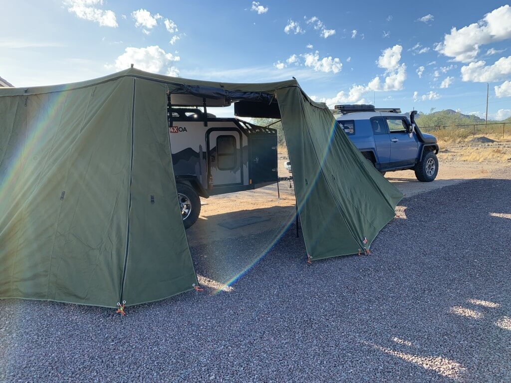 Our Off Grid Trailer Diy Modifications 4x Overland Adventures